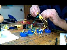 Merenje jačine struje i napona - YouTube