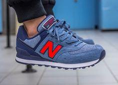 """New Balance ML 574 """"Blue Aster"""""""