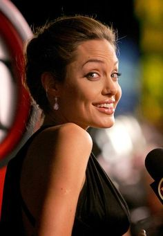 Angelina Jolie....