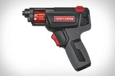When the weekend hits, you never know what kind of jobs will demand your attention around the house. The Slide Cartridge Screwdriver from Craftsman can stand up to most of those tasks, featuring a Twist and Go Cartridge that holds...