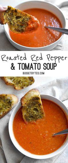 Tomato Soup Recipes, Chicken Soup Recipes, Healthy Soup Recipes, Easy Recipes, Chicken Salad, Recipe Chicken, Weeknight Recipes, Chicken Chili, Chicken Pasta