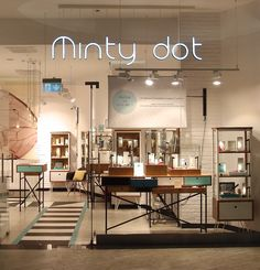 Minty dot,  jewelry boutique:)
