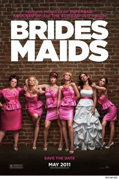 Bridesmaids - Seen it, Loved it, Own it!
