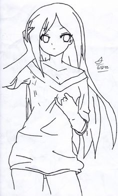 aphmau coloring page - katelyn aphmau fan art the fire fist sketch coloring page