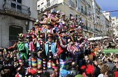 Carnaval in Cadiz, Spain Cadiz Spain, Carnival Costumes, I Fall In Love, Family Life, Mardi Gras, Christening, To Go, Holiday Decor, Places
