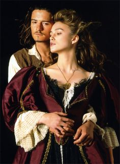 Uncomfortable Movie Costumes: Keira Knightley as Elizabeth Swann in Pirates of the Caribbean: Curse of the Black Pearl