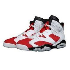e242062e0a201b Cheap Men s Nike Air Jordan 6 Retro White-Carmine-Black For Sale