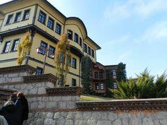 Eskişehir/Odunpazarı evleri Art And Architecture, Mansions, House Styles, Home Decor, Decoration Home, Manor Houses, Room Decor, Villas, Mansion