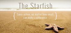 The starfish is a symbol of divine love. It also holds characteristics such as guidance, vigilance, inspiration, brilliance and intuition.Once a man was walking along a beach. The sun was shining ...