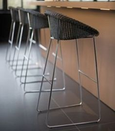 The Joe Bar stool from Vincent Sheppard, add instant style and class!