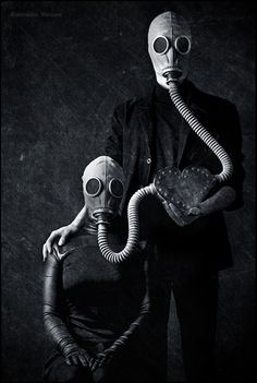 lovers - ❦ www.pinterest.com/WhoLoves/Peculiar ❦ #peculiar #weird #strange