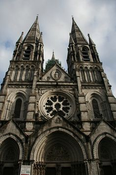 St. Fin Barre's Cathedral, Cork, Ireland  http://www.tourabsurd.com/cork-south-parish/