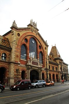 By CNN the number one market of Europe - Great Market Hall Budapest Émile Zola, the French authorwrote that Les Halles is the stomach of Paris. This could also be said of the Great Market Hall: it is. Number One, Budapest, Notre Dame, My Dream, Bugs, Europe, Paris, Building, Beetles