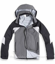 North Face Men\'s Windstopper Soft Shell Grey http://www.newarrivejackets.com