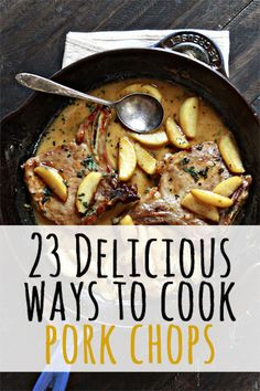 23 Budget-Friendly Pork Chop Recipes