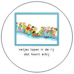 Regels in de klas 7/7 | Dagmar Stam I Love School, Pre School, Back To School, 3 I, Social Skills, Worksheets, Projects To Try, Classroom, Teaching