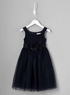 54df8d71909 Layla Navy Flower Girl Corsage Dress - BHS British Home, Bhs, Corsage,  Special