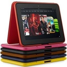 The good folks at Amazon have brought out some new Amazon tablets for their customers. Kindle Fire HD  8.9 Inch Stand Cover    These new tablets,...