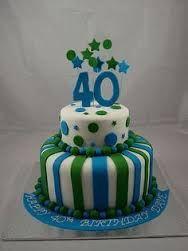 60th birthday fondant cake for men - Recherche Google