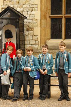 British school uniforms are just the cutest