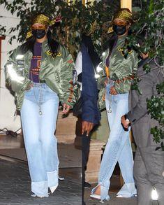Rihanna Fenty Beauty, Mode Rihanna, Rihanna Riri, Rihanna Outfits, Girly Outfits, Stylish Outfits, Fashion Outfits, Womens Fashion, Rihanna Street Style