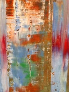 Gerhard Richter Artist Paintings Detail Sotheby's Auction House London