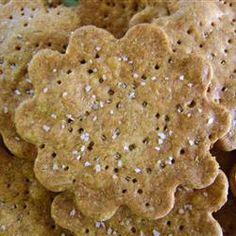 Wheat Crackers