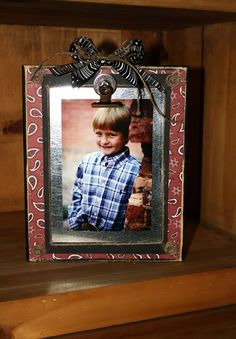 Magnetic Photo Block/Recipe Block/Magnetic by PeaceGlitznGlam