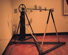 Rotary demisphere - Marcel Duchamp -