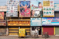 An advertisement busy street in Madurai #India. #travel #people #1001people #all_mypeople #bnw_magazine #color #digers_venezuela #digers_vzla #everydayeverywhere #great_captures_people #great_portraits #insta_anadolu #ic_thestreets #igworldclub #ig_street #people_and_world #peoplescreative #peoplelikeus #photoinstagram #photooftheday #photo_storee #phototag_it #phoblipoint #re_tratos #streetlife_award #street_photo_club #streetphotography #streetportrait #snapso