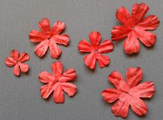 "Un nouveau tutoriel pour réaliser cette fleur inspirée par la "" Parisa "" de Prima.   A new tutorial to make a flower inspired by the n..."