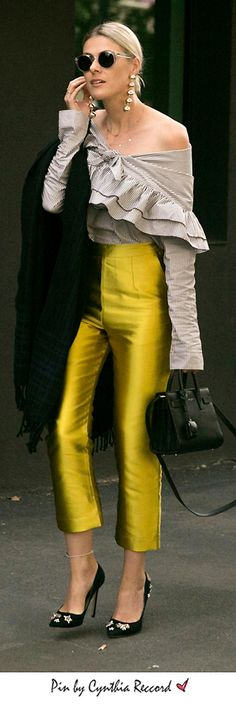 Street Style Chic | cynthia reccord