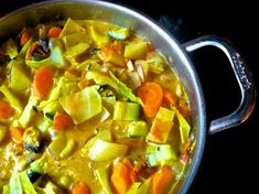 Helyn's Plant-Based Kitchen » Simple Vegetable Curry