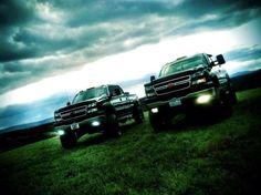 Lemme hear y'all say truck yeah!