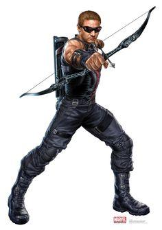 #Hawkeye #Fan #Art. (Avenger Hawkeye) By: Steve Jung. ÅWESOMENESS!!!™ ÅÅÅ+