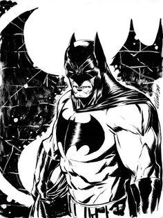 Batman by Elliot Fernandez *
