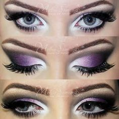 Smokey Bronze...would LOVE my eyes to look like this!!!!