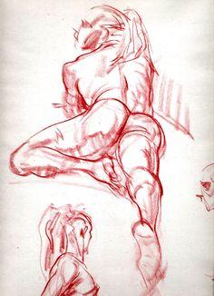 Paul Wee Artworks: Life Drawing