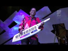 "Herbie Hancock ""Chameleon"" Live at Java Jazz Festival 2012 - YouTube"