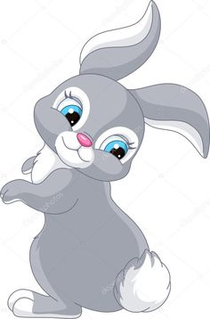 Ideas Baby Cartoon Pictures Clip Art For 2019 Cute Bunny Cartoon, Baby Cartoon, Cartoon Pics, Cartoon Rabbit, Cartoon Clip, Disney Kunst, Disney Art, Animal Drawings, Cute Drawings