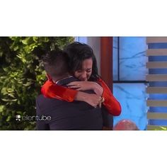 Katy Perry sobbing while meeting one of the Pulse Nightclub shooting victims on Ellen. She will be helping a Pulse Nightclub shooting victim by paying for their first year of film-school