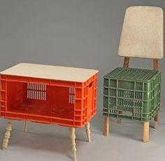 meubel meubels tafel stoel (CC) http://www.flickr.com/photos/27620885@N02/2706553128/