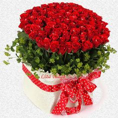 Bouquet of Roses Birthday Wishes Flowers, Happy Birthday Wishes, Birthday Greetings, Happy Anniversary Wishes, Anniversary Gifts For Parents, Beautiful Bouquet Of Flowers, Beautiful Roses, Good Morning Flowers Gif, Corporate Flowers