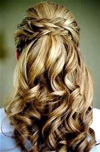 Your hair is long enough to do this wrap around braid. So jealous!