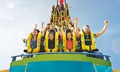Portaventura à SALOU : 3 nuits en demi-pension à PortAventura Park: #SALOU En promotion à 518€. Découverte de l'un des plus grands parcs…
