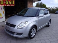 2008 Suzuki Swift Xs for sale | $8,750 | https://www.u-sell.co.nz/main/browse/27943-2008-suzuki-swift-xs-for-sale.html | U-Sell | Park & Sell Yard | Used Cars | 797 Te Rapa Rd, Hamilton, New Zealand