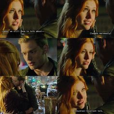 Clary and Jace • second kiss | Shadowhunters TV Show #Clace #Shadowhunters