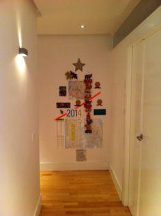 My Christmas tree !!