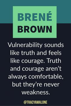 Vulnerability sounds like truth and feels like courage. Truth and courage aren't always comfortable, but the're never weakness. Vulnerability Quotes, Empathy Quotes, Narcissist Quotes, Anxiety Quotes, Motivational Quotes, Inspirational Quotes, Quotes Quotes, Aging Quotes, Faith Quotes