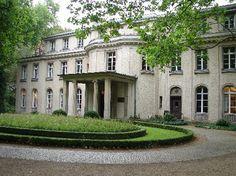 Haus der Wannsee-Konferenz (WW2)